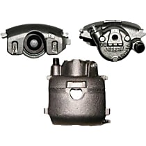Centric 141.63039 Brake Caliper, Remanufactured, Semi-loaded (Caliper & Hardware) Type, Sold Individually, No Bracket Required