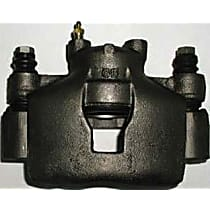Centric 141.63048 Brake Caliper, Remanufactured, Semi-loaded (Caliper & Hardware) Type, Sold Individually, Includes bracket