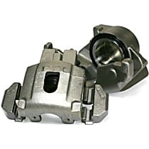 Centric 141.63058 Brake Caliper, Remanufactured, Semi-loaded (Caliper & Hardware) Type, Sold Individually, Includes bracket