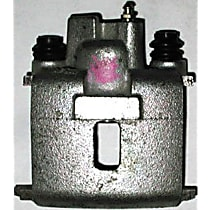 Centric 141.63515 Brake Caliper, Remanufactured, Semi-loaded (Caliper & Hardware) Type, Sold Individually, No Bracket Required