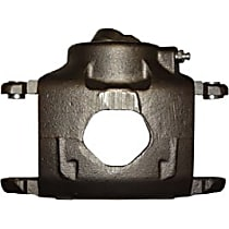 141.66001 Brake Caliper, Remanufactured, Semi-loaded (Caliper & Hardware) Type, Sold Individually, No Bracket Required