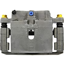 Centric 141.66008 Brake Caliper, Remanufactured, Semi-loaded (Caliper & Hardware) Type, Sold Individually, Includes bracket