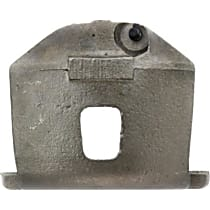 Centric 141.66009 Brake Caliper, Remanufactured, Semi-loaded (Caliper & Hardware) Type, Sold Individually, No Bracket Required