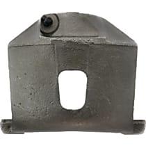 Centric 141.66010 Brake Caliper, Remanufactured, Semi-loaded (Caliper & Hardware) Type, Sold Individually, No Bracket Required
