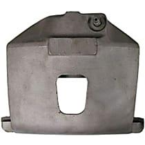 Centric 141.66011 Brake Caliper, Remanufactured, Semi-loaded (Caliper & Hardware) Type, Sold Individually, No Bracket Required