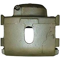 Centric 141.67003 Brake Caliper, Remanufactured, Semi-loaded (Caliper & Hardware) Type, Sold Individually, No Bracket Required