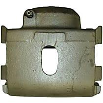Centric 141.67004 Brake Caliper, Remanufactured, Semi-loaded (Caliper & Hardware) Type, Sold Individually, No Bracket Required