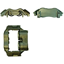 Centric 141.79001 Brake Caliper, Remanufactured, Semi-loaded (Caliper & Hardware) Type, Sold Individually, No Bracket Required