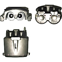 Centric 141.80003 Brake Caliper, Remanufactured, Semi-loaded (Caliper & Hardware) Type, Sold Individually, No Bracket Required