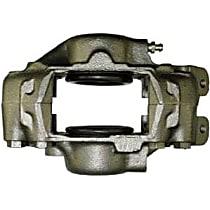 Centric 141.20527 Brake Caliper, Remanufactured, Semi-loaded (Caliper & Hardware) Type, Sold Individually, No Bracket Required