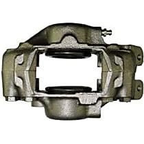 141.20528 Brake Caliper, Remanufactured, Semi-loaded (Caliper & Hardware) Type, Sold Individually, No Bracket Required