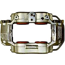 Centric 141.83012 Brake Caliper, Remanufactured, Semi-loaded (Caliper & Hardware) Type, Sold Individually, No Bracket Required