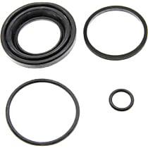 Brake Caliper Repair Kit - Direct Fit, Kit Rear