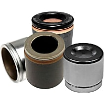 Brake Caliper Piston - Direct Fit, Sold individually Front