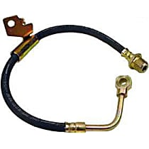 150.34306 Brake Line, Rear, Passenger Side, Upper
