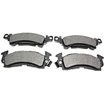 300.00520 Premium Series Front Brake Pad Set
