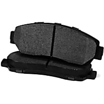 Premium Series Brake Pad Set Front Or Rear