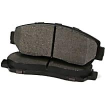 300.09680 Premium Series Front Or Rear Brake Pad Set