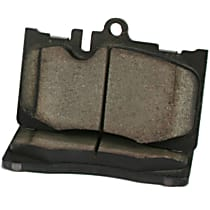 301.06830 Premium Series Rear Brake Pad Set