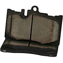 301.12120 Premium Series Rear Brake Pad Set