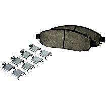 Centric Fleet Performance Brake Pad Set