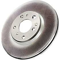 Centric GCX Elemental Protection Rear Driver Or Passenger Side Brake Disc
