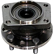 400.20000E Rear, Driver or Passenger Side Wheel Hub Bearing included - Sold individually