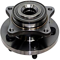 400.22000 Front, Driver or Passenger Side Wheel Hub Bearing included - Sold individually