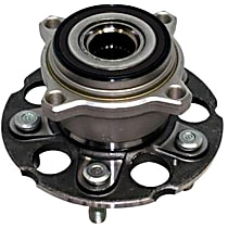 Rear, Driver or Passenger Side Wheel Hub With Bearing - Sold individually