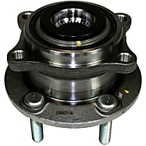 400.51000 Wheel Hub Bearing included - Sold individually