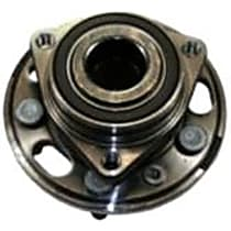 Wheel Hub With Ball Bearing - Sold individually Front or Rear, Driver or Passenger Side