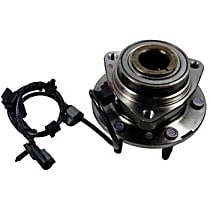 402.62004E Front, Driver or Passenger Side Wheel Hub With Ball Bearing - Sold individually