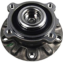 405.34002E Front, Driver or Passenger Side Wheel Hub With Ball Bearing - Sold individually