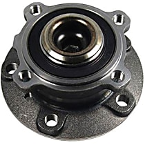 405.34005E Front, Driver or Passenger Side Wheel Hub With Ball Bearing - Sold individually