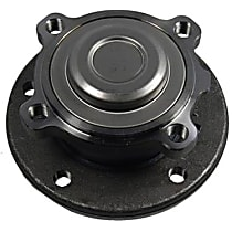 405.34007E Front, Driver or Passenger Side Wheel Hub With Ball Bearing - Sold individually