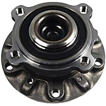 405.34008 Front, Driver or Passenger Side Wheel Hub With Ball Bearing - Sold individually