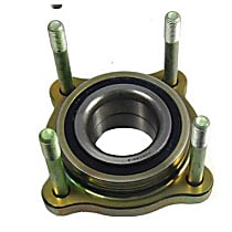 405.40021E Front, Driver or Passenger Side Wheel Hub - Sold individually