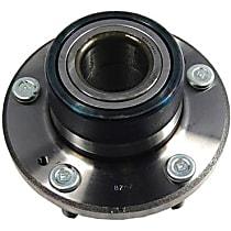 Rear Driver or Passenger Side Wheel Hub With Ball Bearing - Sold individually