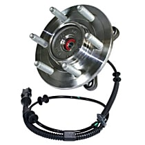 406.34006E Rear, Driver or Passenger Side Wheel Hub - Sold individually