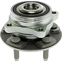 406.20001 Front, Driver or Passenger Side Wheel Hub - Sold individually