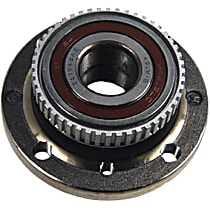 406.34001 Front, Driver or Passenger Side Wheel Hub With Bearing - Sold individually