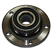 406.34003E Front, Driver or Passenger Side Wheel Hub With Ball Bearing - Sold individually