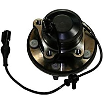 407.20001E Front, Driver or Passenger Side Wheel Hub Bearing included - Sold individually