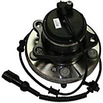 407.61003 Front, Driver or Passenger Side Wheel Hub - Sold individually