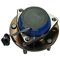 Front, Driver or Passenger Side Wheel Hub With Bearing - Sold individually