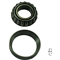410.90007 Wheel Bearing - Front, Inner, Sold individually