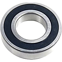 Axle Shaft Bearing - Direct Fit, Sold individually Rear, Outer