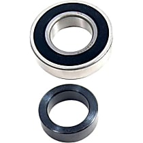 411.62002 Axle Shaft Bearing - Direct Fit, Sold individually