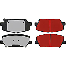 500.18150 PQ Pro Series Front Brake Pad Set