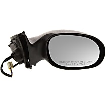 Mirror - Passenger Side, Textured Black